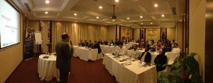 Bibby Middle East dealer training event